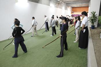 弓道教室-初心者コース